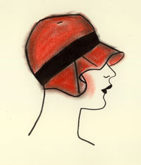 Nov red cloche 2