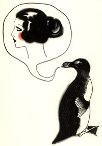 March great auk