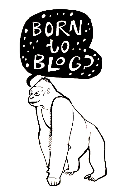 June Born to Blog?