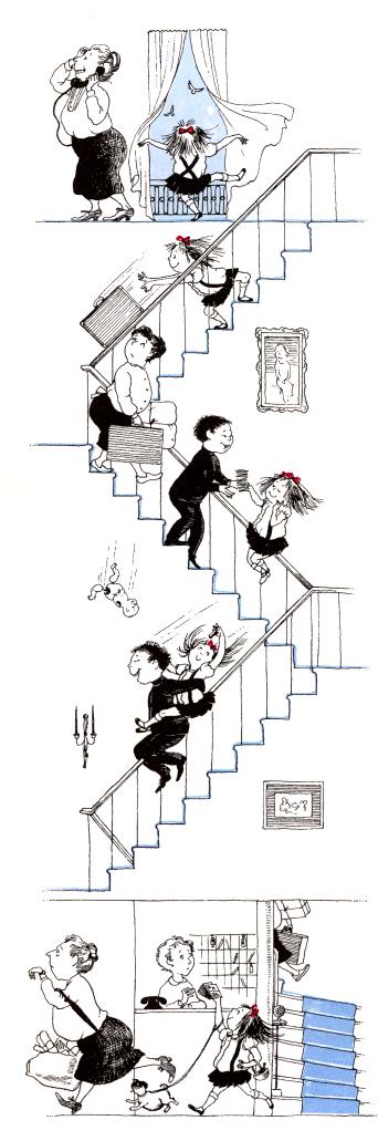 Eloise illustration