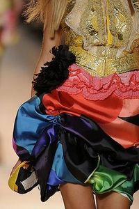 Christian Lacroix detail