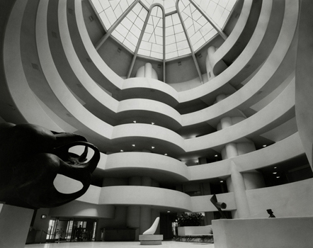 The Guggenheim Museum 1960