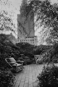 NY terrace 1937