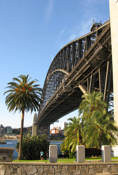 Aug 16th Harbour Bridge
