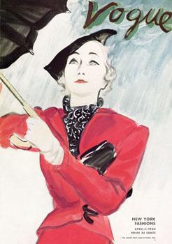 Vogue 1934