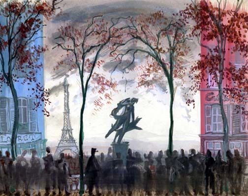American-in-Paris