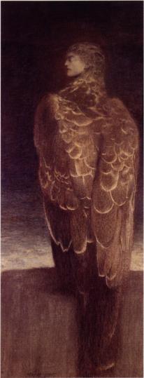 F_Khnopff 1891