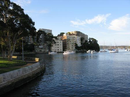 Oct 29 Rushcutters Bay