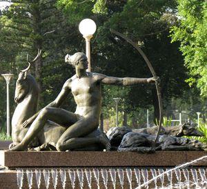 Sss Archibald fountain
