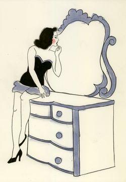 December boudoir