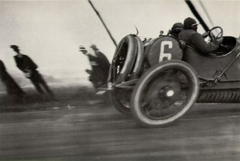 Jacques-Henri Lartigue, Grand Prix des Automobil-Clud de France 1912