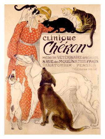 Théophile-steinlen-clinique-cheron