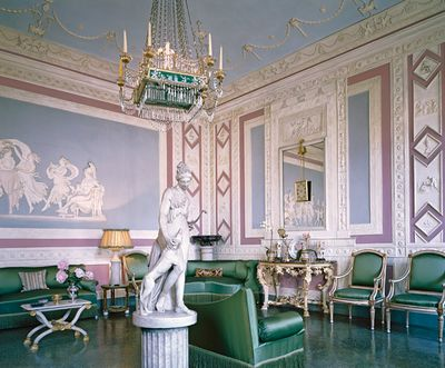 Pucci - thw wedgwood room