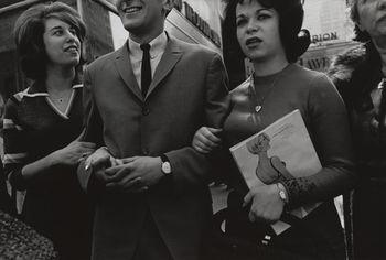Lee Friedlander NYC 1963