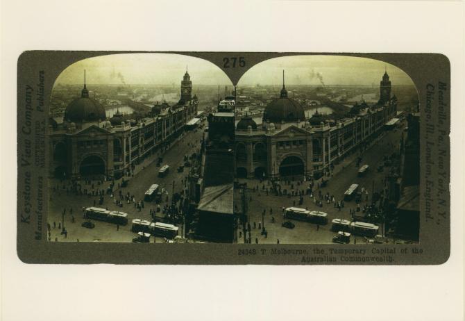 Melbourne 1910