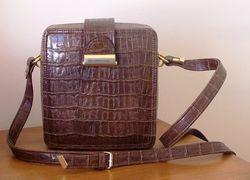 A wild tea party Croc bag 3.5