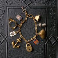 Sea Farer's Charm Bracelet