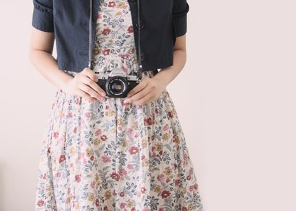 Floral Dress_muchlove