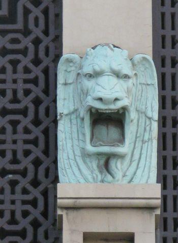 Melbourne building detail 1