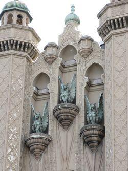 Melbourne building detail 3