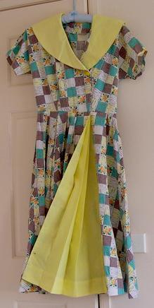 Wild Tea Party dress .5