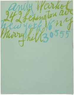 Letterhead_Andy_Warhol