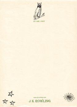 Letterhead_J.K.Rowling