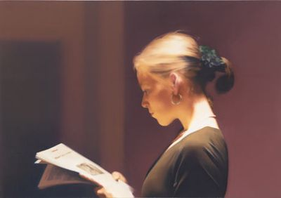 Gerhard-Richter-The-Reader