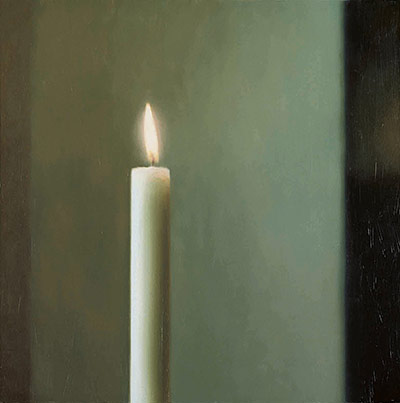 Richter Two Candles Gerhard-richter-candle-1982