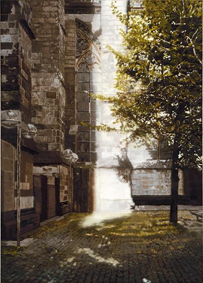 Gerhard-Richter-Cathedral-Corner-II