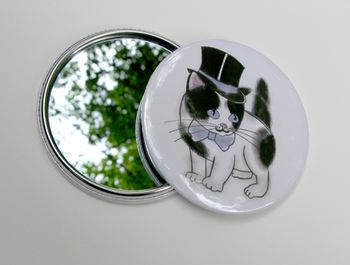 Aristocat mirror Matou en Peluche