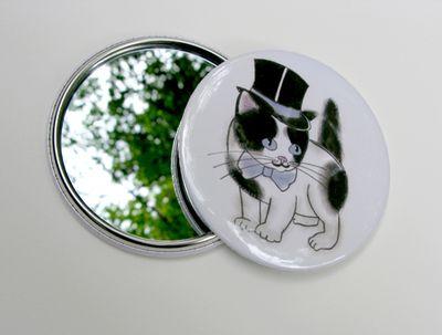 Aristo-kitten mirror Matou en Peluche