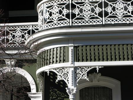 Melbourne Terrace Matou en Peluche