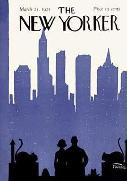 The New Yorker 1925