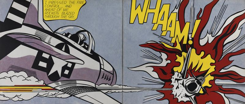 Roy-Lichensteins-Whaam