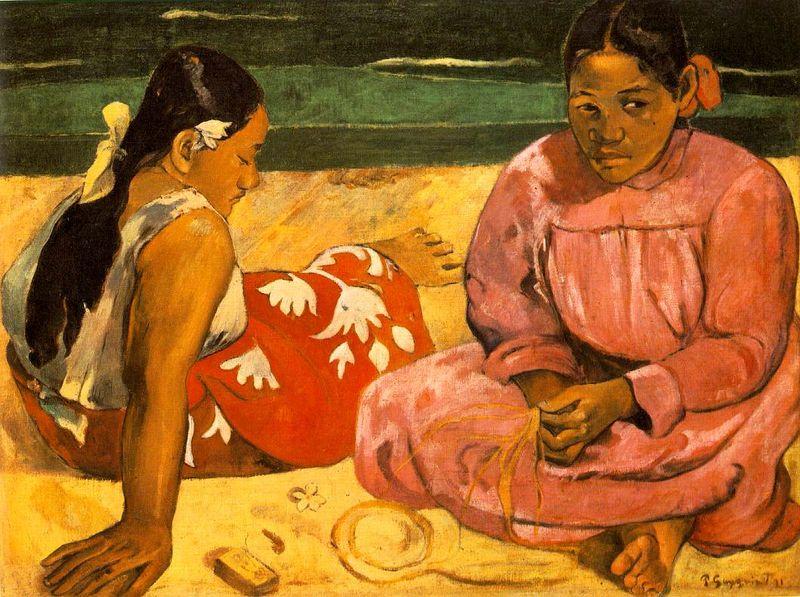 Gauguin.femmes