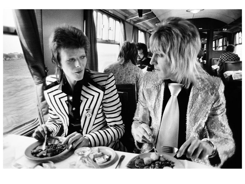David_Bowie_Train