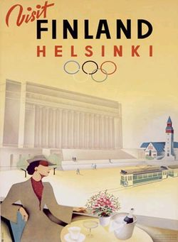 Posters_Olympics_Finland