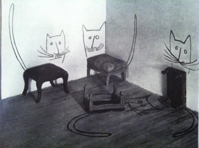 Steinberg_Cats