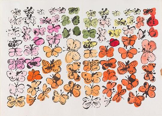 Warhol_Butterflies