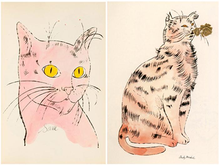 Warhol_Cats