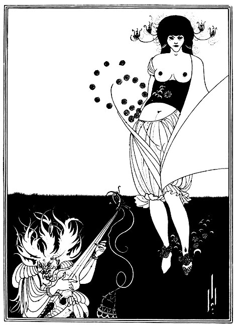 Aubrey_Beardsley_-_The_Stomach_Dance
