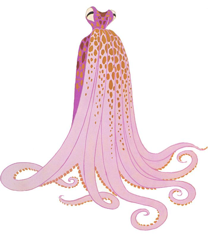 Erte_Octopus_Costume