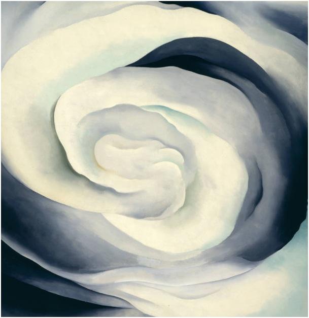 Georgia_O'Keeffe_Flower_Painting