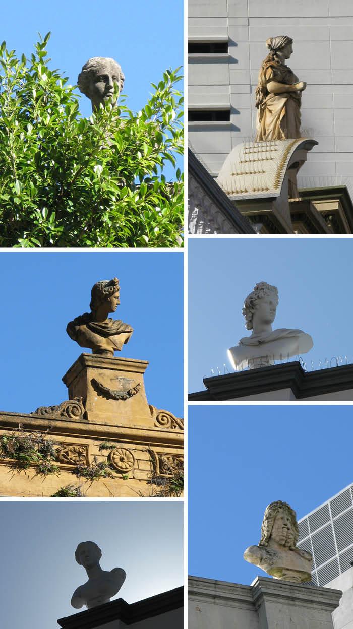 Bondi_Junction_statues