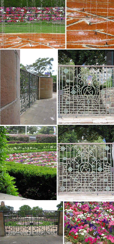 Matou_en_Peluche_Sandingham_Garden_Hyde_Park_Sydney