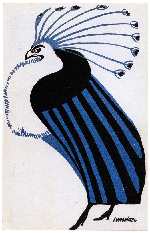04 Ludwig Heinrich Jungnickel- postcard 381