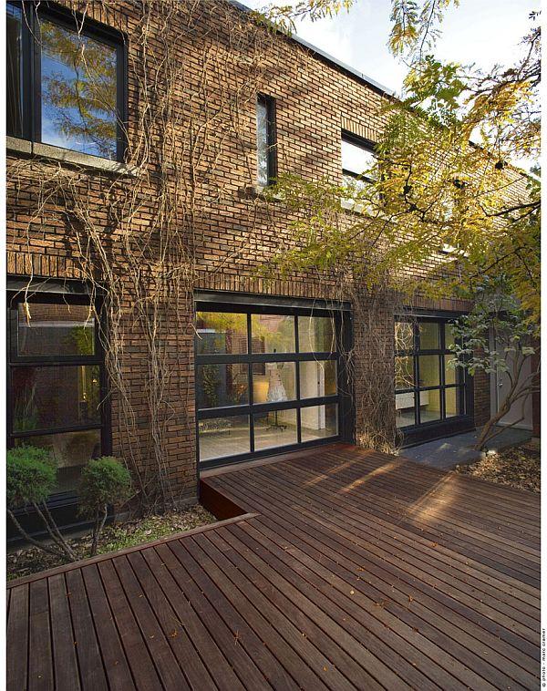 contemporary home u house 6