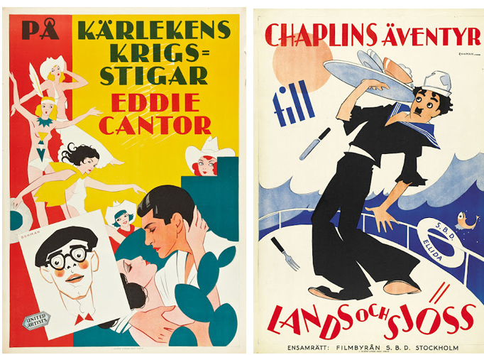 Swedish_Art_Deco_Movie_Posters_For_Hollywood_Movies_2