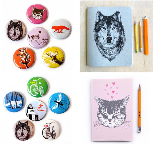 Pins&sketchbooks